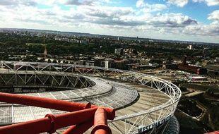 Le parc olmpique de Londres a permis de rénover l'Est londonien.