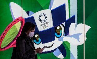 Les JO de Tokyo ne pourront pas se tenir en 2020.