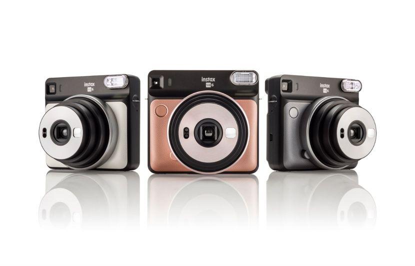 2ec2231b706813 Test de l Instax SQ6 de Fujifilm  Et voici l appareil photo instantané qui  vous fait une tête au carré!