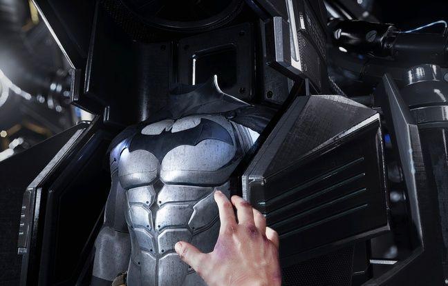 Batman Arkham VR, sans doute le meilleur