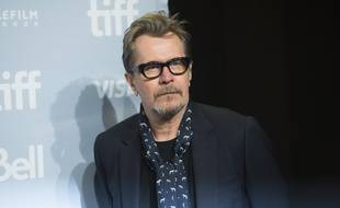 L'acteur Gary Oldman au Festival International du Film de Toronto