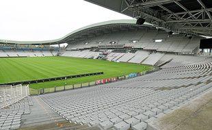 Bien qu'apprécié des supporters, le stade Louis-Fonteneau, inauguré le 8 mai 1984, est désormais un peu dépassé.