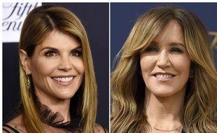 Les actrices Lori Loughlin et Felicity Huffman ont été inculpées dans un scandale de triche universitaire.