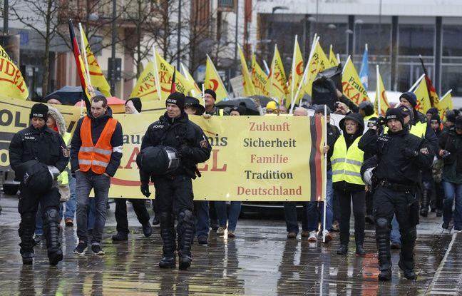 Dialogue, dissuasion... Faut-il prendre exemple sur l'Allemagne pour encadrer les manifestations?