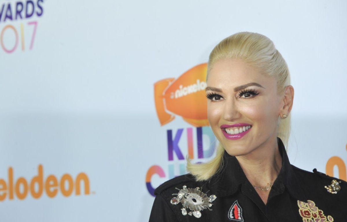La chanteuse Gwen Stefani aux Kids' Choice Awards 2017 – WENN
