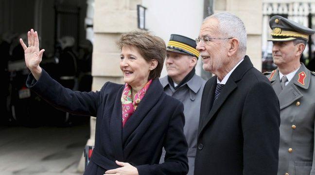 La présidente suisse fêtera ses 60 ans avec ceux nés le même jour qu'elle