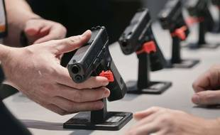 Des armes à feu (photo d'illustration)