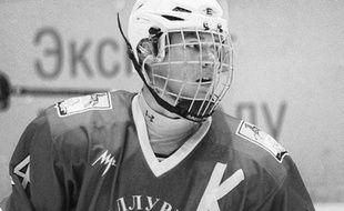 Alexander Orekhov était un grand espoir du hockey russe.