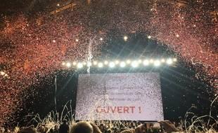 L'ouverture du Festival Lumière 2019