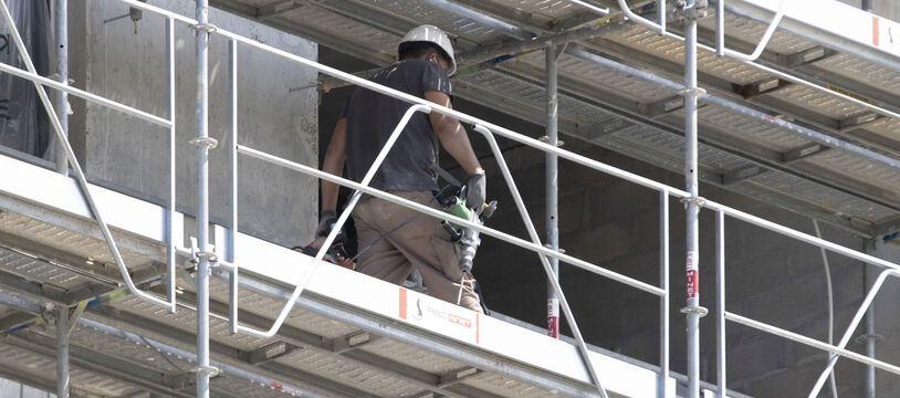 Le secteur de la construction tire l'activité.