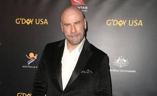 L'acteur John Travolta