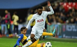 Georges-Kevin Nkoudou.
