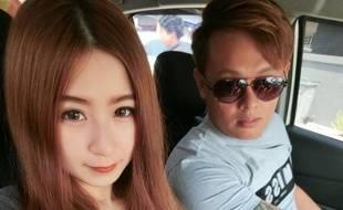 Doreen Ching, 23 ans, a posté sur Facebook et Weibo la photo de ses vergetures après la naissance de ses quadruplés