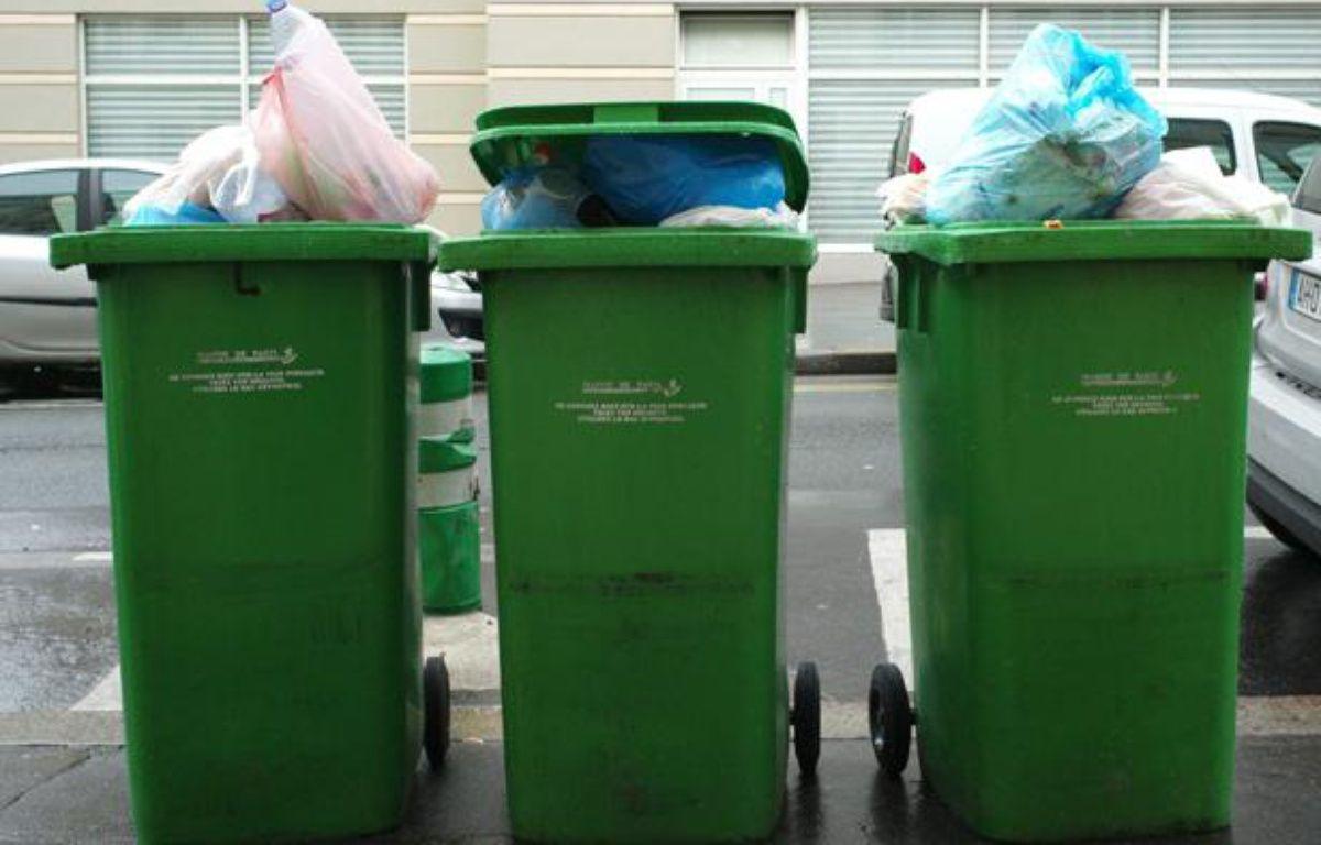 En France, chaque habitant produit 374 kg de déchets annuels. – FACELLY / SIPA