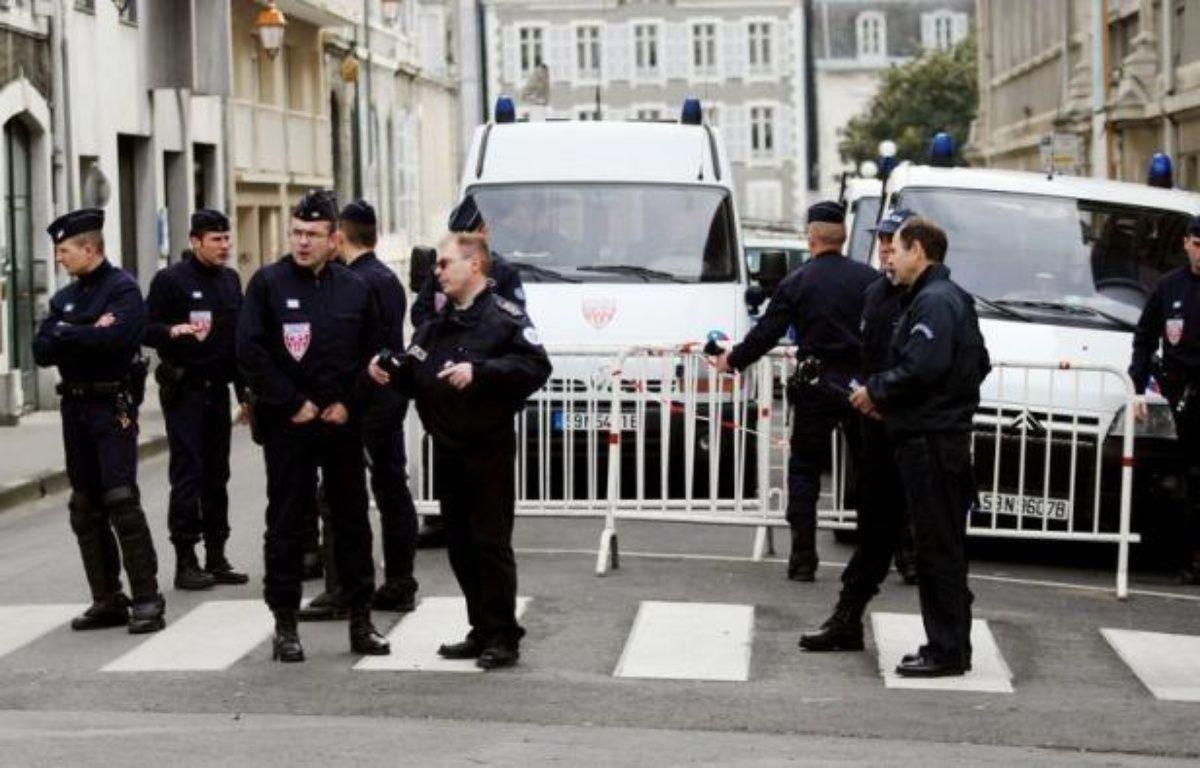 Juan Maria Mugica Dorronsoro est tombé lors d'une opération menée par la police française et la Garde civile espagnole près de Pau, dans le sud-ouest de la France. – Guillaume Bonnaud afp.com