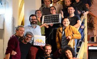 Le collectif citoyen Massilia Sun System compte bien convertir Marseille au photovoltaïque.