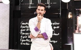Pierre Chomet a dû vivre l'étape de l'élimination à deux reprises dans « Top Chef »