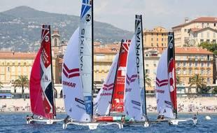 Le tour de France à la voile 2017 passera la ligne d'arrivée à Nice.