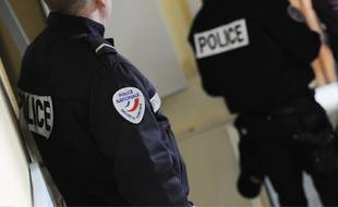 Des fonctionnaires de la Police nationale. Illustration.