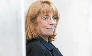 La première fois que Sylvie Jeanjacquot (en haut) a rencontré Jacques Mesrine (en bas), l'ennemi public numéro un  était déguisé en ouvrier.
