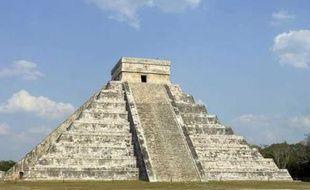 Chichén Itzá (Mexique), ville fondée par les Mayas en 534.