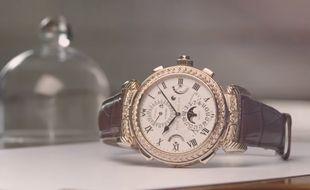 Cette montre de la marque Patek Philippe non seulement unique, mais aussi la plus chère du monde