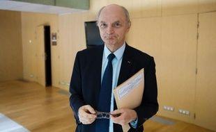 Didier Migaud le 23 avril 2014 à Paris