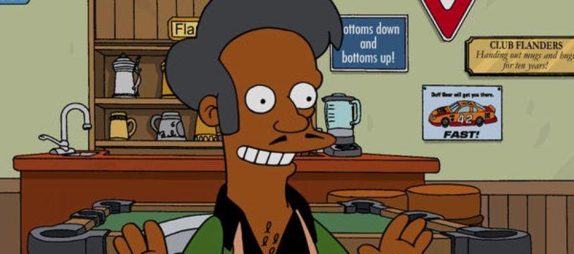 Apu dans les «Simpson».
