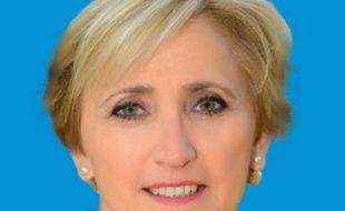 Françoise Dumas, élue de la République en Marche sur la 1ère circonscription du Gard (illustration issue de la profession de foi en 2017).