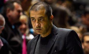 Mourad Boudjellal, le président du RC Toulon, en septembre 2015.