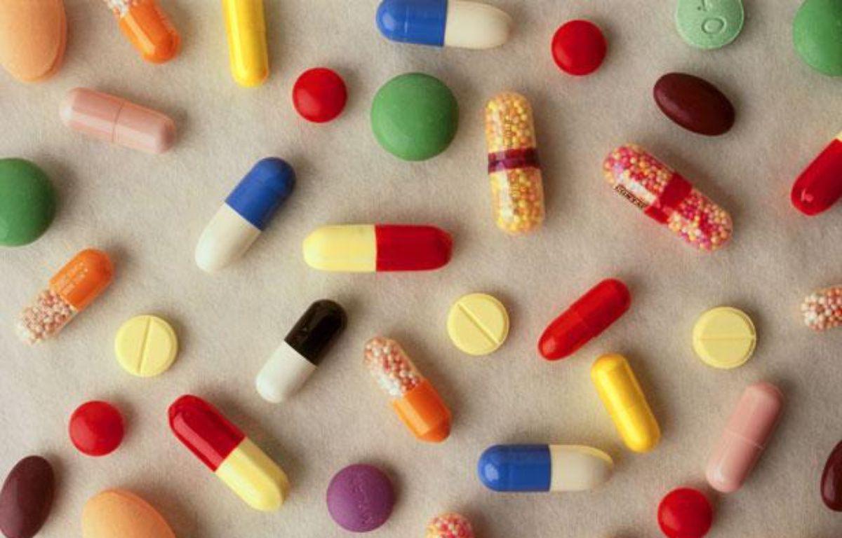 Un assortiment de médicaments – SUPERSTOCK/SUPERSTOCK/SIPA