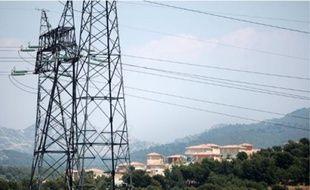 Près de 85 millions d'euros ont été investis en Paca pour renforcer le réseau électrique.