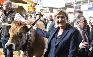 Une reine de Salon et une présidente de parti.