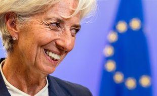 Christine Lagarde, la directrice du FMI, le 13 juillet 2015.