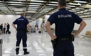 Les services de la douane ont interpellé un homme en provenance de Guyane, vendredi, à l'aéroport de Bordeaux.