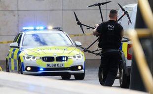Image d'illustration de la police britannique.