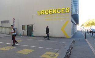 Les urgences du CHU de Nantes