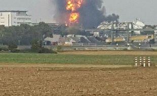 L'explosion s'est produite à Ludwigshafen, où se trouve le siège de l'entreprise.