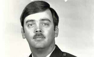 Photo non datée de William Howard Hughes, officier de l'armée de l'air américaine qui a déserté en 1983.