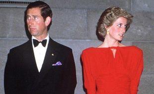 Charles et Diana en 1985