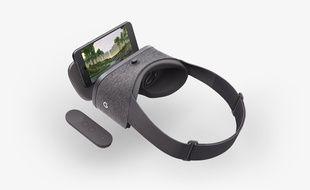 Daydream View, le casque de réalité virtuelle de Google, sortira en novembre aux Etats-Unis et en 2017 en France.
