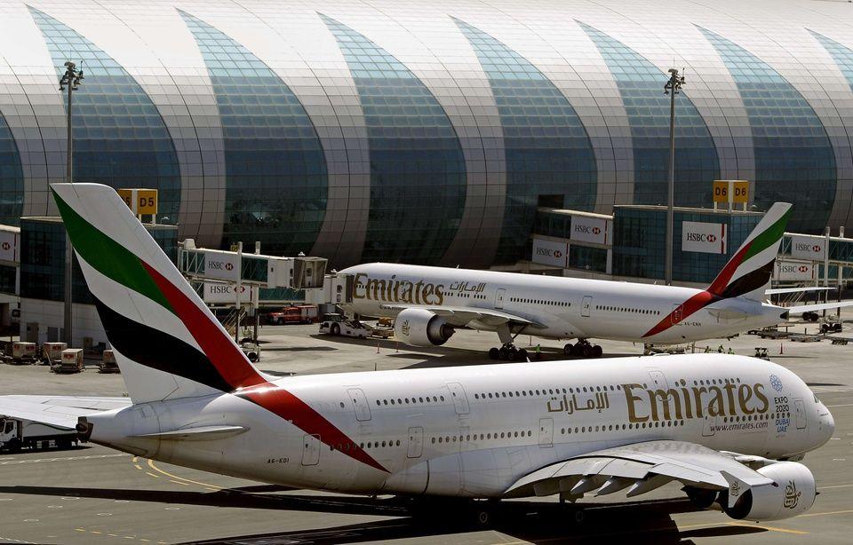 La Tunisie suspend les vols de la compagnie Emirates