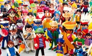 Playmobil: Quarante ans d'histoires !
