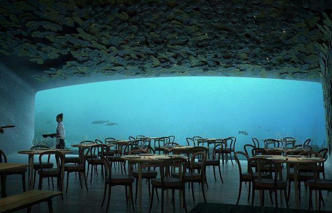 nouvel ordre mondial | Norvège: Le premier restaurant sous-marin d'Europe va ouvrir ses portes
