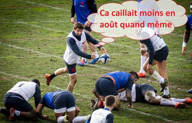 XV de France: Travail, esprit de groupe et bisbilles internes... Nice, terre sainte du renouveau des Bleus