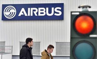 Le site Airbus de Nantes-Bouguenais (illustration) emploie plus de 2.000 salariés directs.