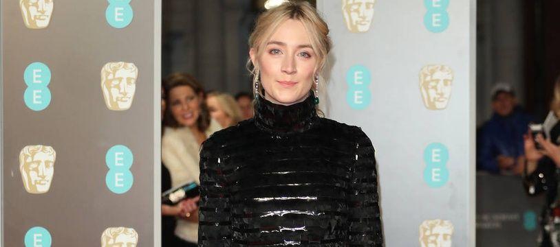 L'actrice Saoirse Ronan