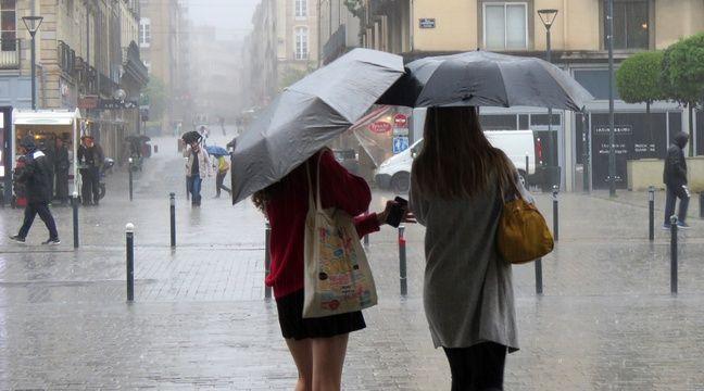 Le record de pluie tombée en 24 heures a été battu lundi à Lyon