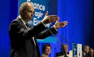 Jean-François Copé, président de l'UMP, le 7 mai 2014 à Meaux