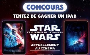 Jeu concours Star Wars